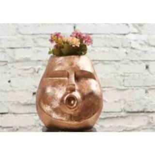 """Növénytartó terracotta """" ARC"""" 21x20x22,5cm"""