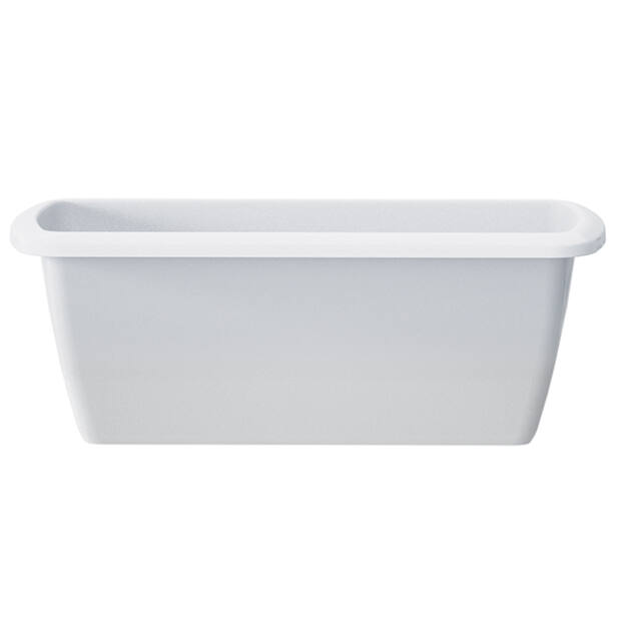 Balkonláda 392 mm Fehér RESPANA BOX Prosperplast