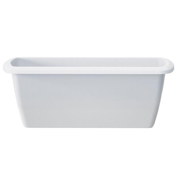 Balkonláda 490 mm Fehér RESPANA BOX Prosperplast