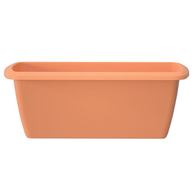 Balkonláda 490 mm Terrakotta RESPANA BOX Prosperplast