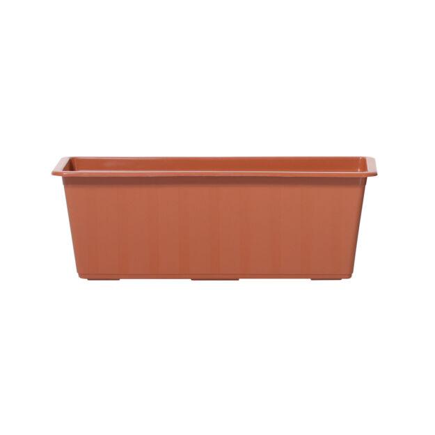 Balkonláda 500 mm Terrakotta AGRO Prosperplast