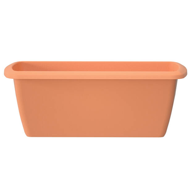 Balkonláda 590 mm Terrakotta RESPANA BOX Prosperplast