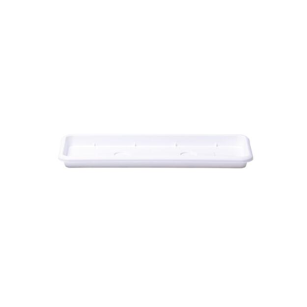 Láda alátét 369 mm Fehér UNIVERSA Prosperplast