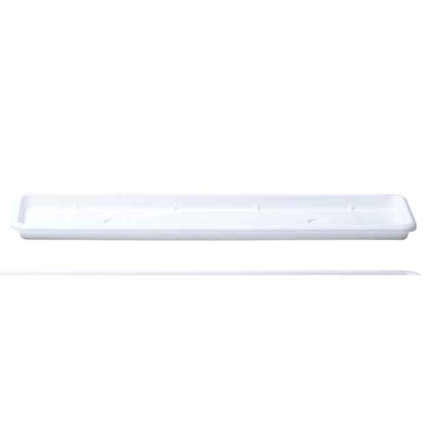 Láda alátét 671 mm Fehér UNIVERSA Prosperplast