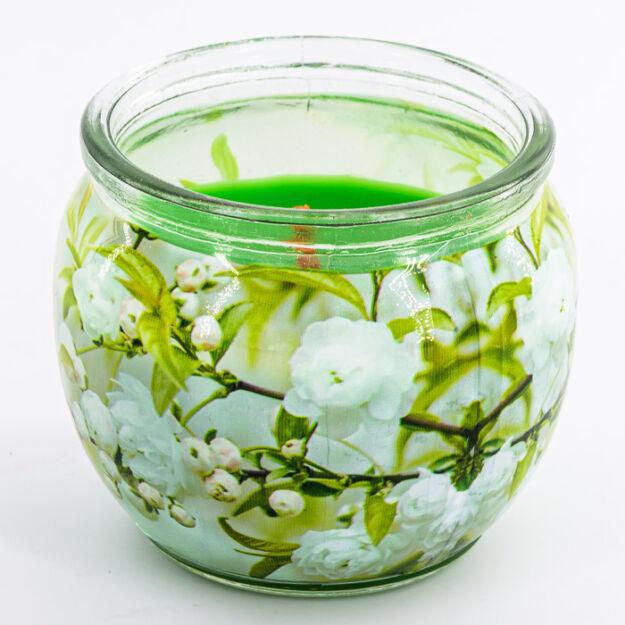Poharas illat mécses gyöngyvirág