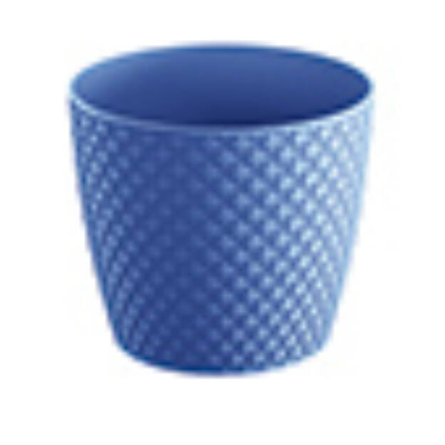 Virágcserép 128 mm Kék ORIENT Prosperplast