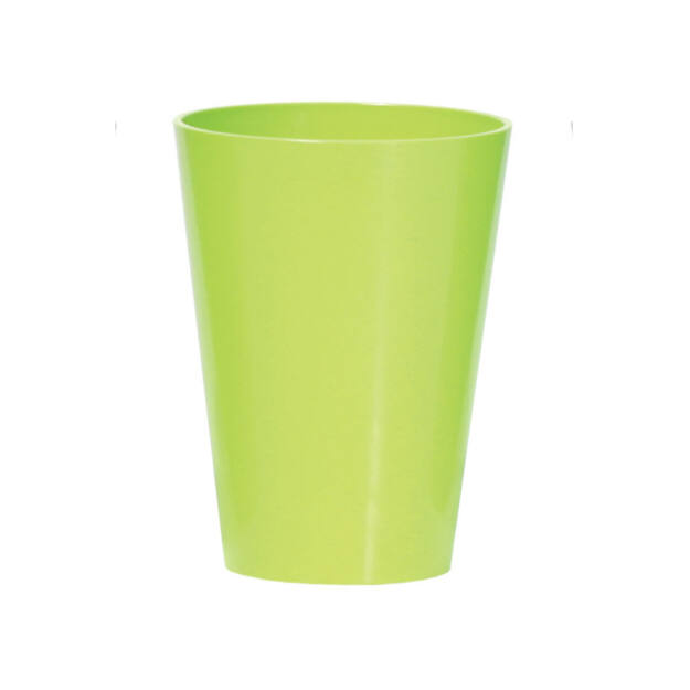 Virágcserép 130 mm Lime COUBI Prosperplast
