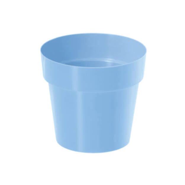 Virágcserép 140 mm Baba kék DR Prosperplast