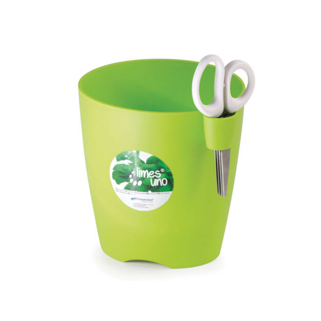 Virágcserép 150 mm Lime Limes UNO Prosperplast