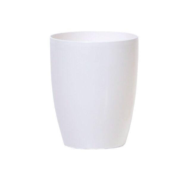 Virágcserép 160 mm Fehér COUBI Prosperplast
