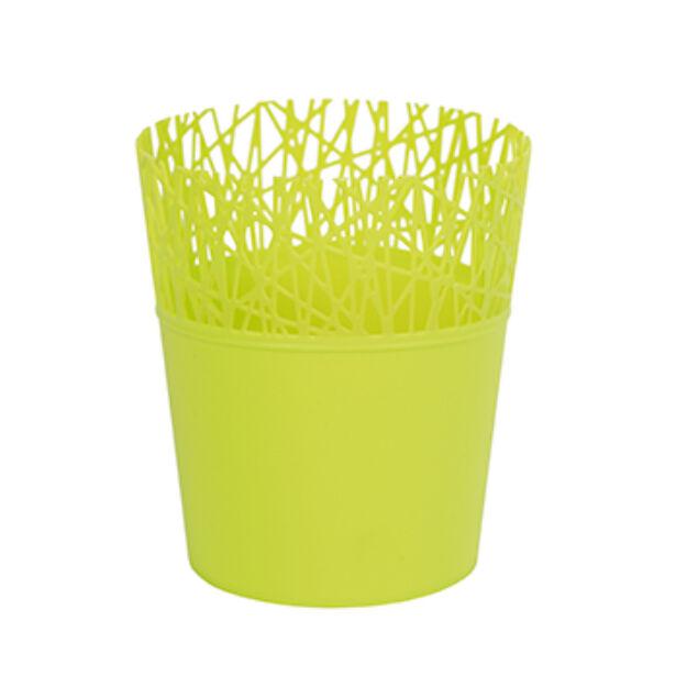 Virágcserép 160 mm Lime CITY Prosperplast