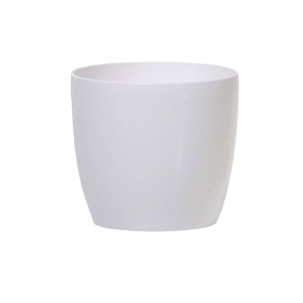 Virágcserép 500 mm Fehér COUBI Prosperplast