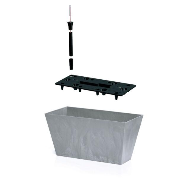 Virágcserép 600 mm Beton Tubus case beton Prosperplast